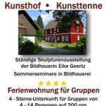 Steinbildhauer-Workshops möglich