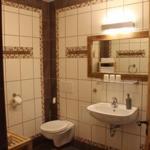 Wie in jeder Wohnung ein ganz schickes Bad!