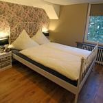 Großes Schlafzimmer 2 in der Dörnröschen-Wohnung.