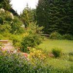 Garten u. Terresse