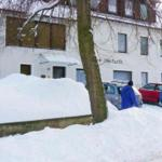 Haus Herfurth im Winter