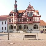 Das Rathaus von Harzgerode!