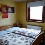 UG: Das Schlafzimmer 3 mit Doppelbett