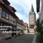 Ferienwohnung unterm Schreckensturm  - Quedlinburg