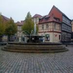 Die Quedlinburger Neustadt ist 200 Jahre jünger wie die Altstadt.