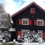 Außenansicht im Winter