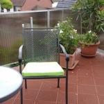 Der Balkon  zum  Relaxen