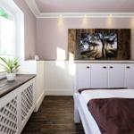 Schlafzimmer Ferienhaus Juliana Schierke