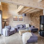 Modern und doch gemütlich - der Wohnbereich - der Stilmix macht`s