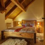 erholsames gemütliches Schlafzimmer
