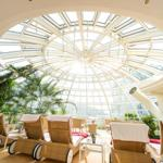 Palmengarten im SPA & Wellness Resort Romantischer Winkel