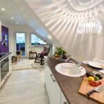 Küche im RoWissimo Wohlfühl-Appartement