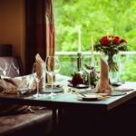 Abendessen im SPA & Wellness Resort Romantischer Winkel