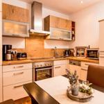 Küche im RoWissimo Kuschel-Appartement