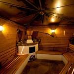 Saunabereich im SPA & Wellness Resort Romantischer Winkel