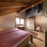 4 großzügige, gemütliche  Schlafzimmer mit Doppelbetten, Fußbodenheizung und individueller Gestaltung