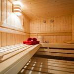 eigene finische Sauna