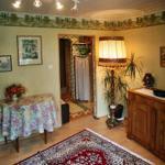 Ferienwohnung in Braunlage für 2-3 Personen - Ansicht Flur/Wohnzimmer