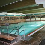 Hallenbad 20 x 12 m, ca. 29 Grad Celsius Wassertemperatur