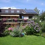 Unser Haus mit Fereinwohnung und großem Garten.Am Stadtrand von Bad harzburg.Offen zum Erholen und die Seele baumeln lassen.