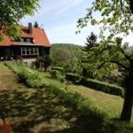 Försterhaus, Fewo Uhlenflucht - Wernigerode