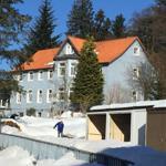 Landhaus Hemmingway im Winter