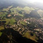 St. Andreasberg von oben.