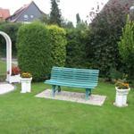Gartenbank: