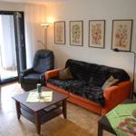 Wohnzimmer Whg Nr.2 für 2 Personen (dazu buchbar)