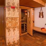 Der Saunabereich