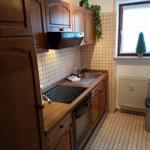 Küche mit Ceranfeld und div E.Geräte