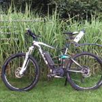 NEU: Vermietung von Mountain-E-Bikes