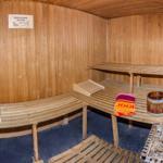Der große Saunabereich für Ihre Gesundheit
