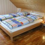 Das Zweibettschlafzimmer