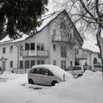 Aussenansicht im Winter
