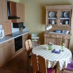 separate große Küche