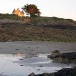 Villa Brise Bise, sur la plage du Port Hue - Saint Briac sur Mer
