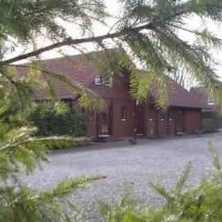 Ferienhof Muhl Blockhaus 1 - Wulfen
