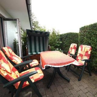 Schöne Ferienwohnung Nr. 2 im EG mit 2 Terassen - Westerland