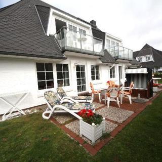 Schöne Ferienwohnung Nr. 5 im EG - Westerland
