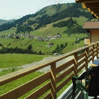 Wildentalhütte FeWo4 - Mittelberg