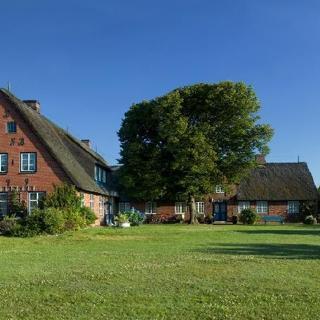 Mühlenhof Keitum, Südermauer - Keitum