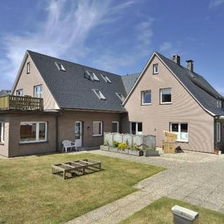 Haus Nordlicht- Sturmböe - Wenningstedt