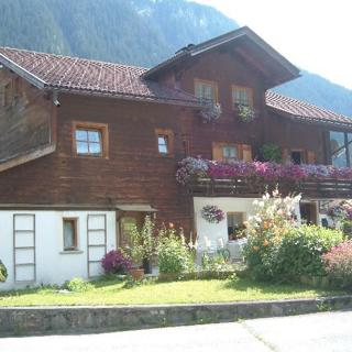 Haus Tschanhenz/Kranz - Versettlablick - Gaschurn