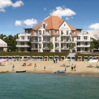 Ferienwohnung / Whg. 2 - Schloss am Meer - Wyk