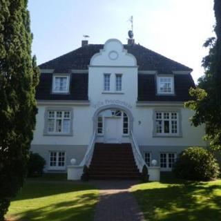Ferienwohnung / Whg. 4 - Villa Friederica - Wyk