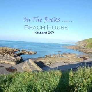 On the Rocks Beach House near Looe, Cornwall - Looe