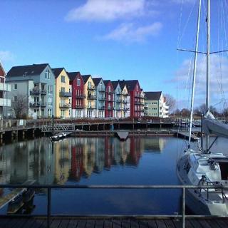 Yachthafendomizil 2 - Greifswald