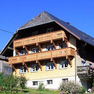 Ferienwohnung 1. Stock - Bernau im Schwarzwald