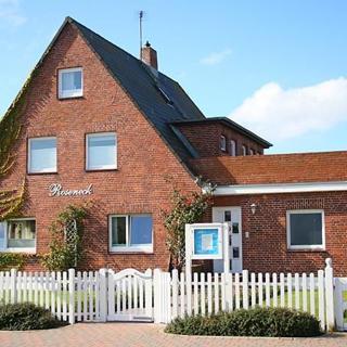 Haus Roseneck App.4, OG - Hörnum